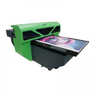 1800 A2 размер новый дизайн текстильный планшет стекло принтер печатная машина WER-D4880UV