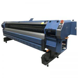 3.2m Konica 512i печатающая головка цифровой винил flex баннер растворитель принтер / плоттер / печатная машина WER-K3204I