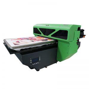 A2 размер цифровой DTG футболка принтер планшетный принтер 8 цветной DX5 принтер головка WER-D4880T