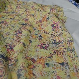 Образец цифровой текстильной печати 3 цифровым текстильным принтером A1 WER-EP6090T