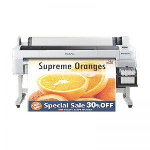 EPSON B6080 / B7080 Профессиональный цифровой принтер с экологически чистым растворителем