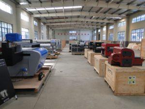 Вид на заводе