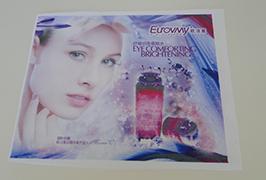 Флаг Ткань баннер напечатаны на 1,6 м (5 футов) экологически чистый принтер WER-ES160 4