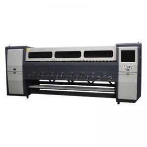 Хорошее качество K3404I / K3408I Solvent Printer 3,4m сверхпрочный струйный принтер