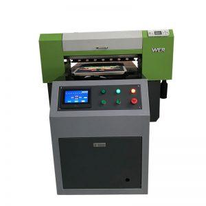 сделанный в Китае дешевый цена uv планшетный принтер 6090 A1 размер принтер
