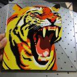 Однонаправленное решение для стеклянной печати