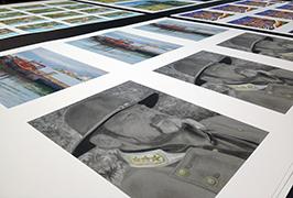 Фотобумага, напечатанная на экологически чистом растворителе 1,8 м (6 футов) WER-ES1802 2