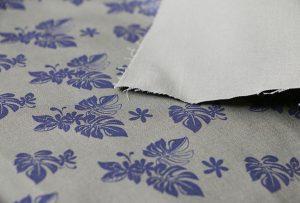 Текстильная печать образца 2 цифровой текстильной печатной машиной WER-EP7880T