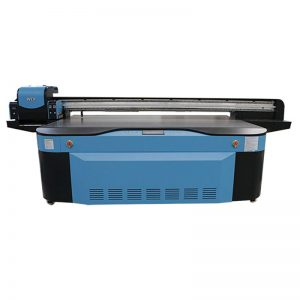 Ультрафиолетовая цифровая планшетная печатная машина большого формата 2500X1300 WER-G2513UV