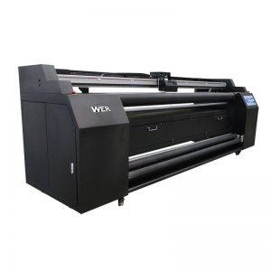 WER-E1802T 1,8 м прямо к текстильному принтеру с сублимационным принтером 2 * DX5