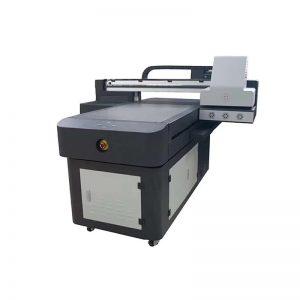 WER-ED6090UV широкоформатный многофункциональный цифровой струйный пластик 3D керамическая плитка УФ-принтер
