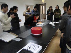 День рождения работника, 2015 год