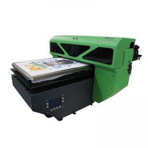 athena jet прямо на швейную текстильную печатную машину с майкой для печати пользовательский мини-A2 футболка с принтером WER-D4880T