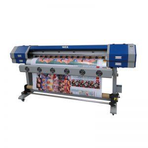 лучший цифровой бумажный текстильный принтер с dx7 WER-EW160