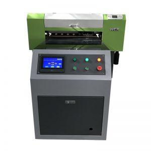 прямая одежда одежда текстильная ткань ткань печатная машина футболка УФ-принтер WER-ED6090T