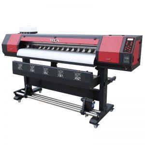 высокое качество и дешевый 1,8 м Smartjet dx5 head 1440dpi широкоформатный принтер для печати на баннерах и наклейках WER-ES1902