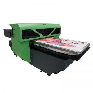 высококачественный струйный принтер a2 UV-планшетный принтер UV-футболка WER-D4880T