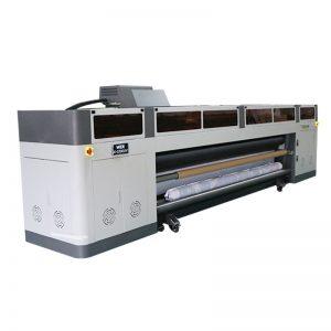 высокоскоростная цифровая машина для струйной печати с ricoh gen5 печатающая головка УФ-плоттер WER-G-3200UV