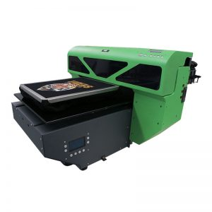 качество A2 dtg принтер Заводская цена цифровая текстильная майка печатная машина WER-D4880T