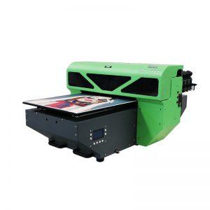 маленький размер A2 размер DTG t рубашки принтер непосредственно на одежду WER-D4880T